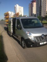 Прокат микроавтобуса Renault Master